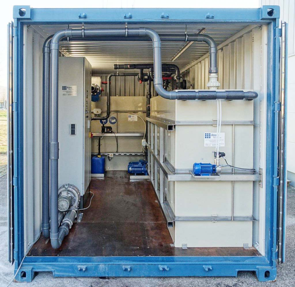 CONTAINERIZED SOLUTION