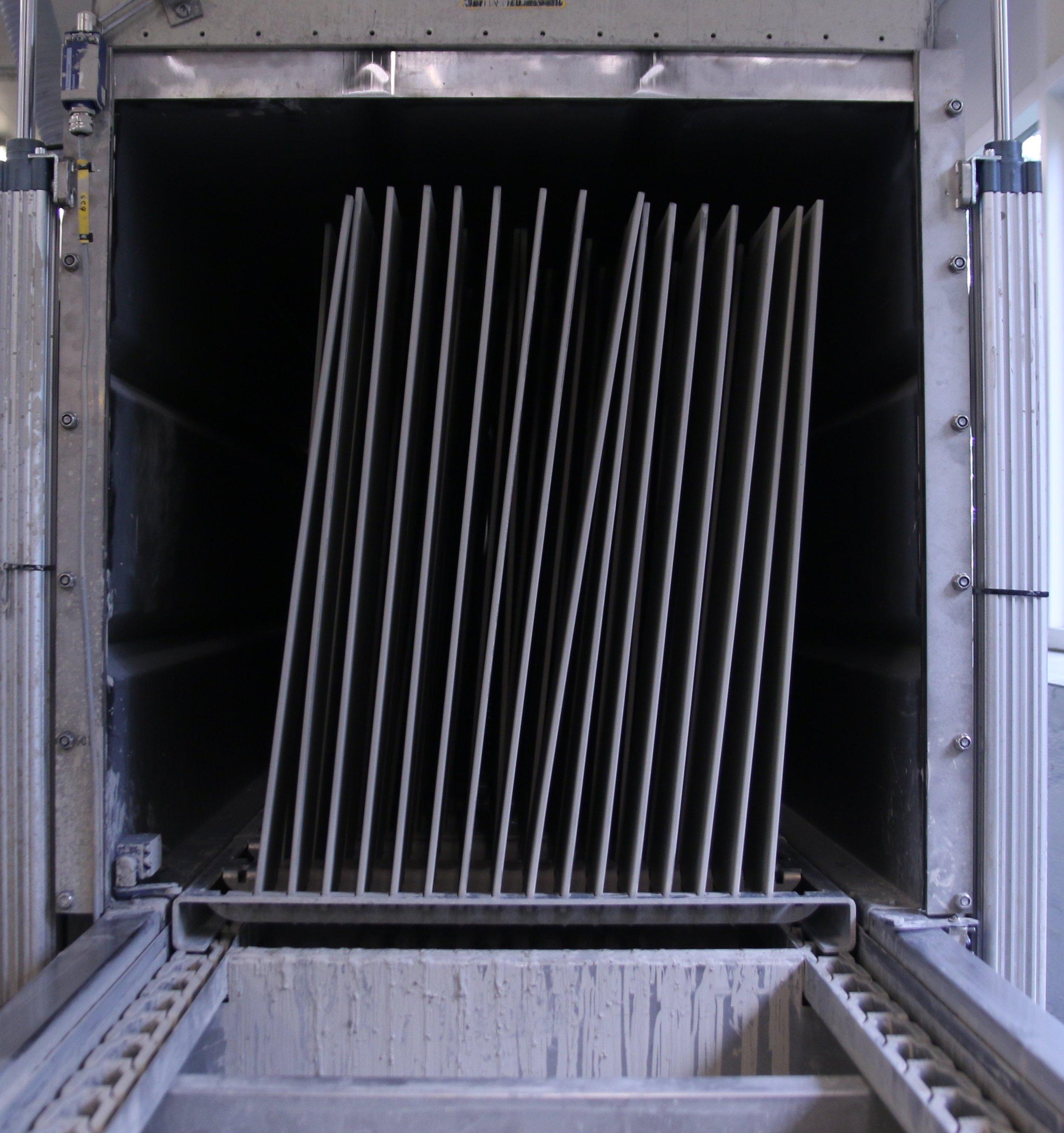 Membrane coating