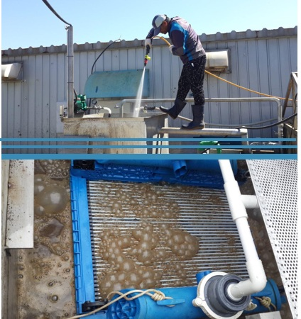 Application: Pig Manure MBR  Location: South Korea