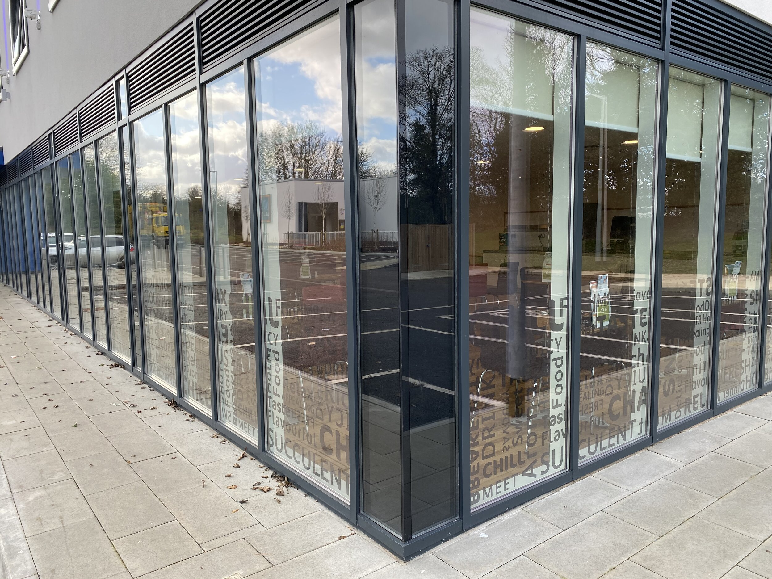 Letchworth Gateway Retail Park Rkn Aluminium Ltd
