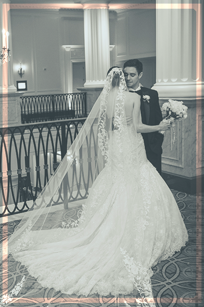 ELEGANT EMPIRE STATE WEDDING -