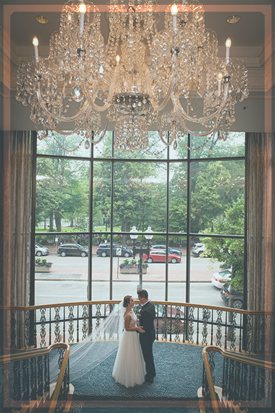 LUXURIOUS BOSTON WEDDING -