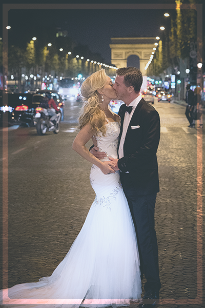 ROMANCE IN PARIS -