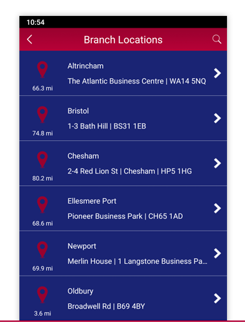 DIRECTION VIEW - This offers one-touch directions to multiple locations. It's quick and easy to set up and there is no limit to the number of addresses you can enter.