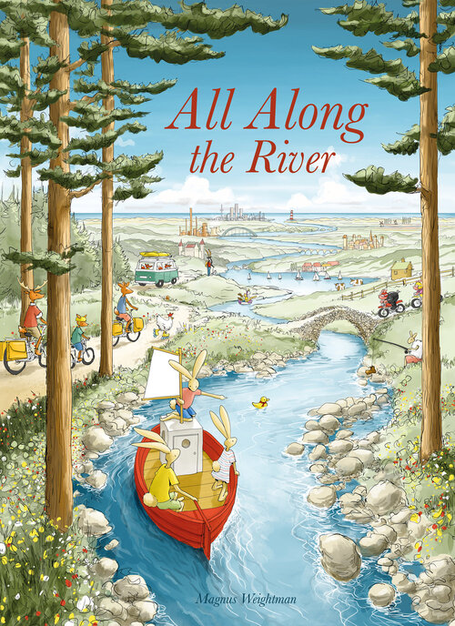 All Along the River