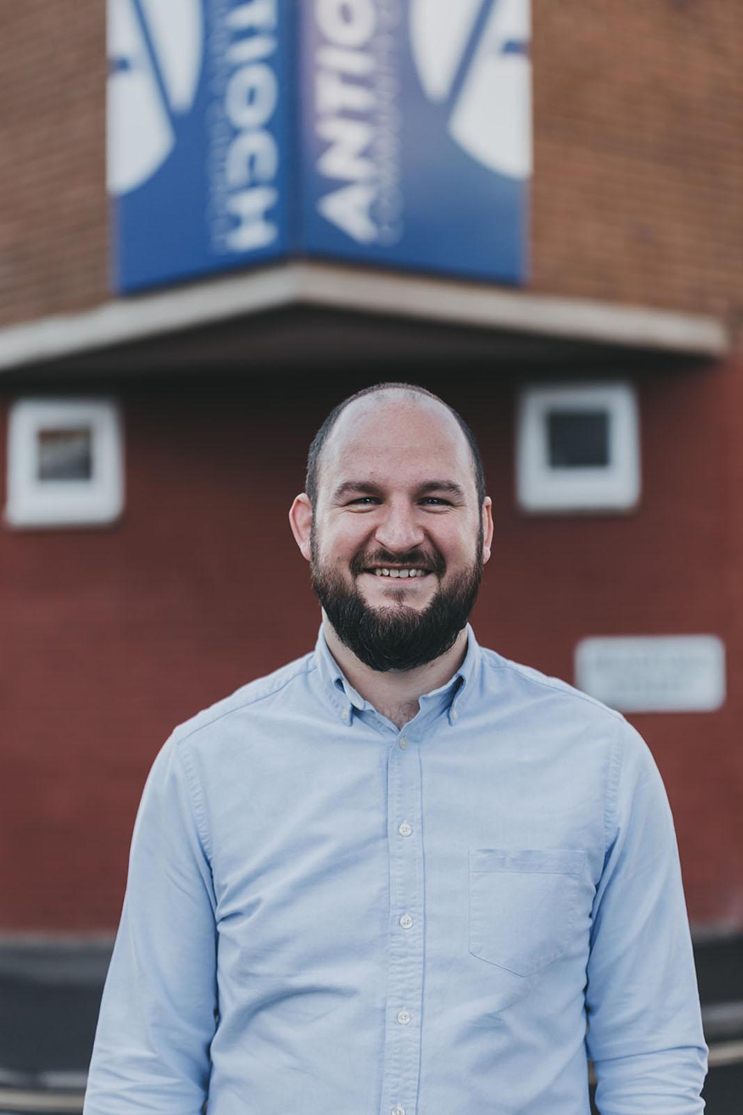 Ian Merton - Associate & Student Pastor