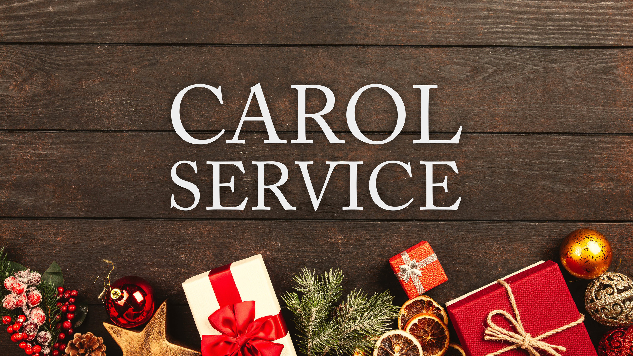 Carol Service 2018 - The Prince and the Maiden: A Christmas Parable