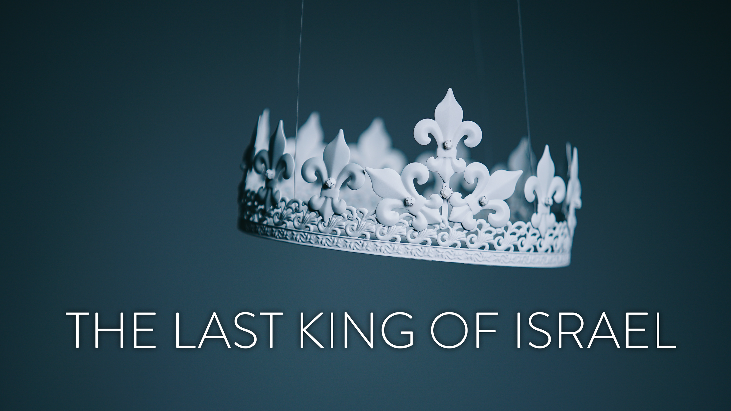 The Last King of Israel - 1. The Rise of Solomon2. Experiencing the Presence of God