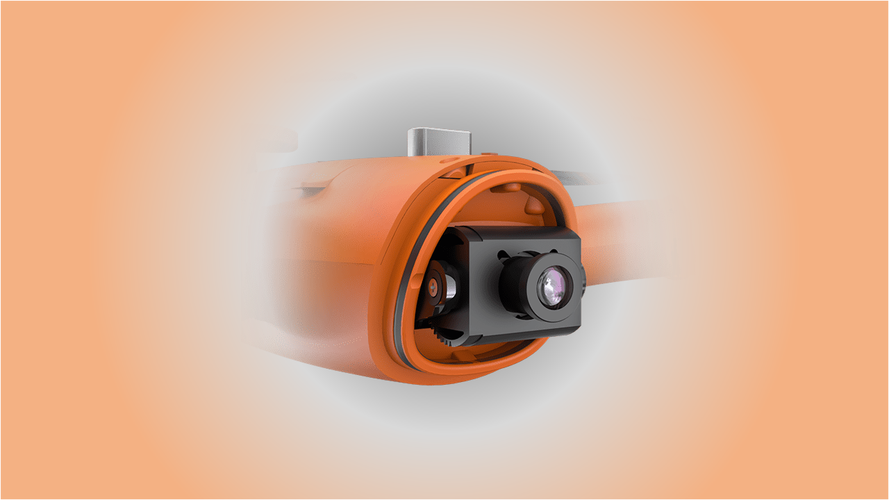 SwellPro SPRY 4K camera