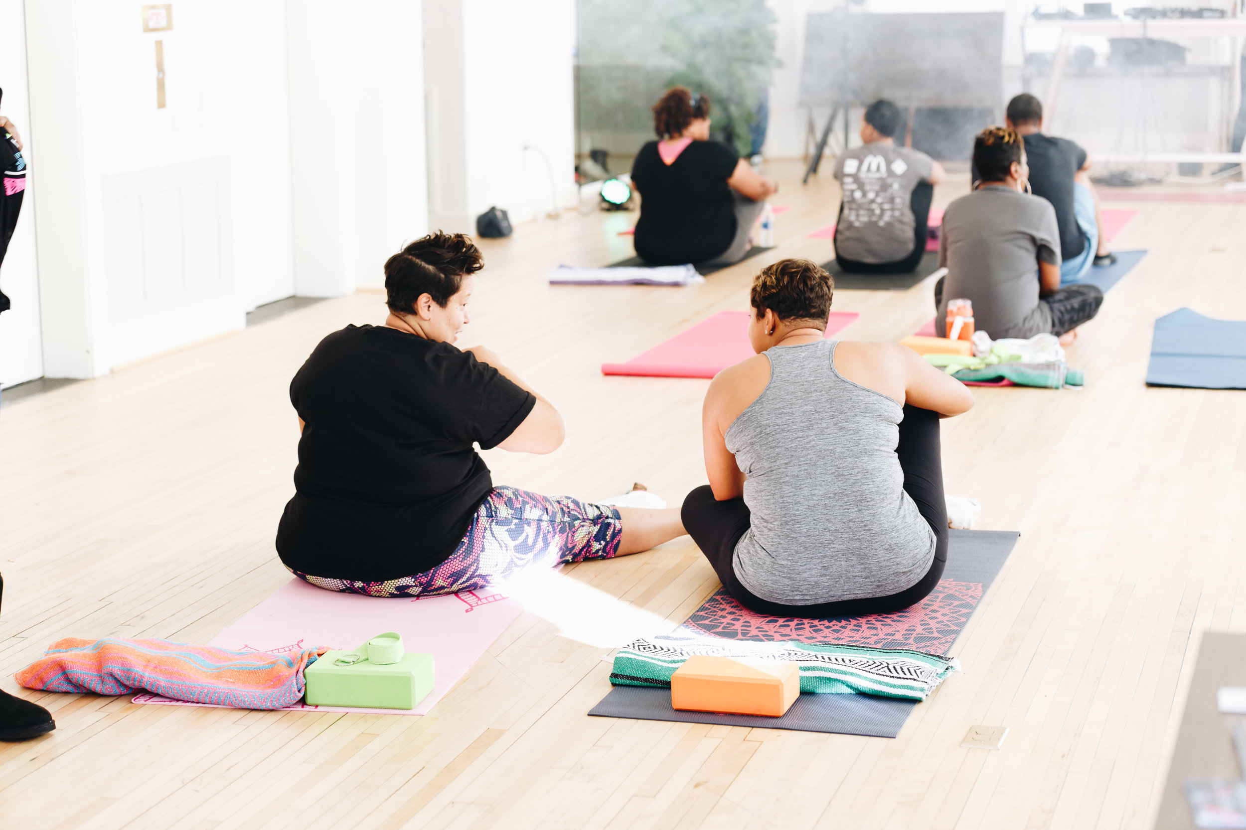 What yoga is not: - • Perfecting Instagram worthy postures• A Competition• A Religion• Just A Series Of Asanas (Poses)• Hypnosis• Cardio Training• A Fashionable Fad• A Place Where You're Judged
