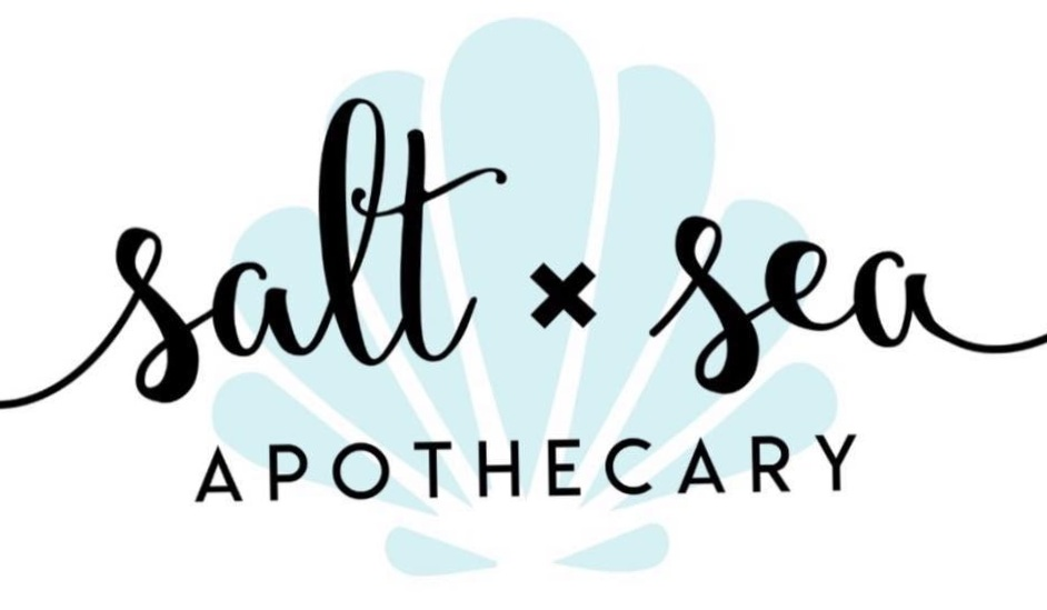 - Salt + Sea ApothecarySalt + Sea is a luxury natural candle + body care company! All our products are handcrafted with love in small batches. Our candles are made with soy wax, wood wicks, and infused with essential oils. We use all natural ingredients in our body care items.