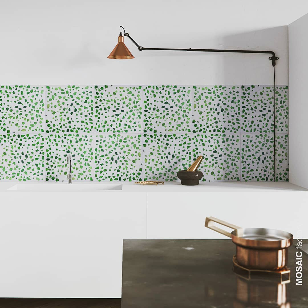 Terrazzo: the material that we loved to hate is a trend — A