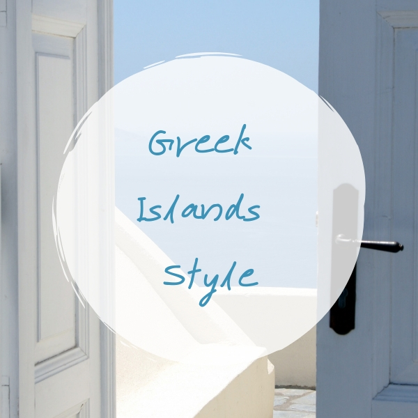 greek islands style homes and tips to achieve this style