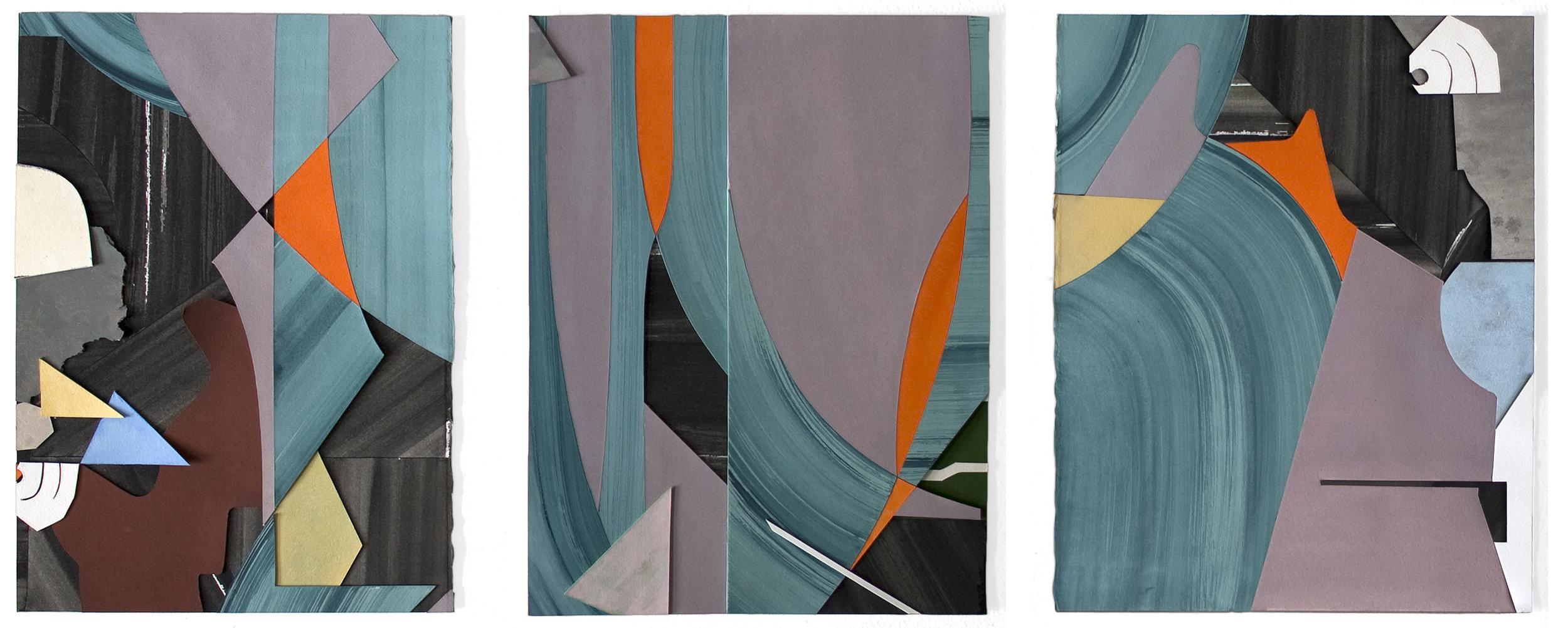 Triptych Study