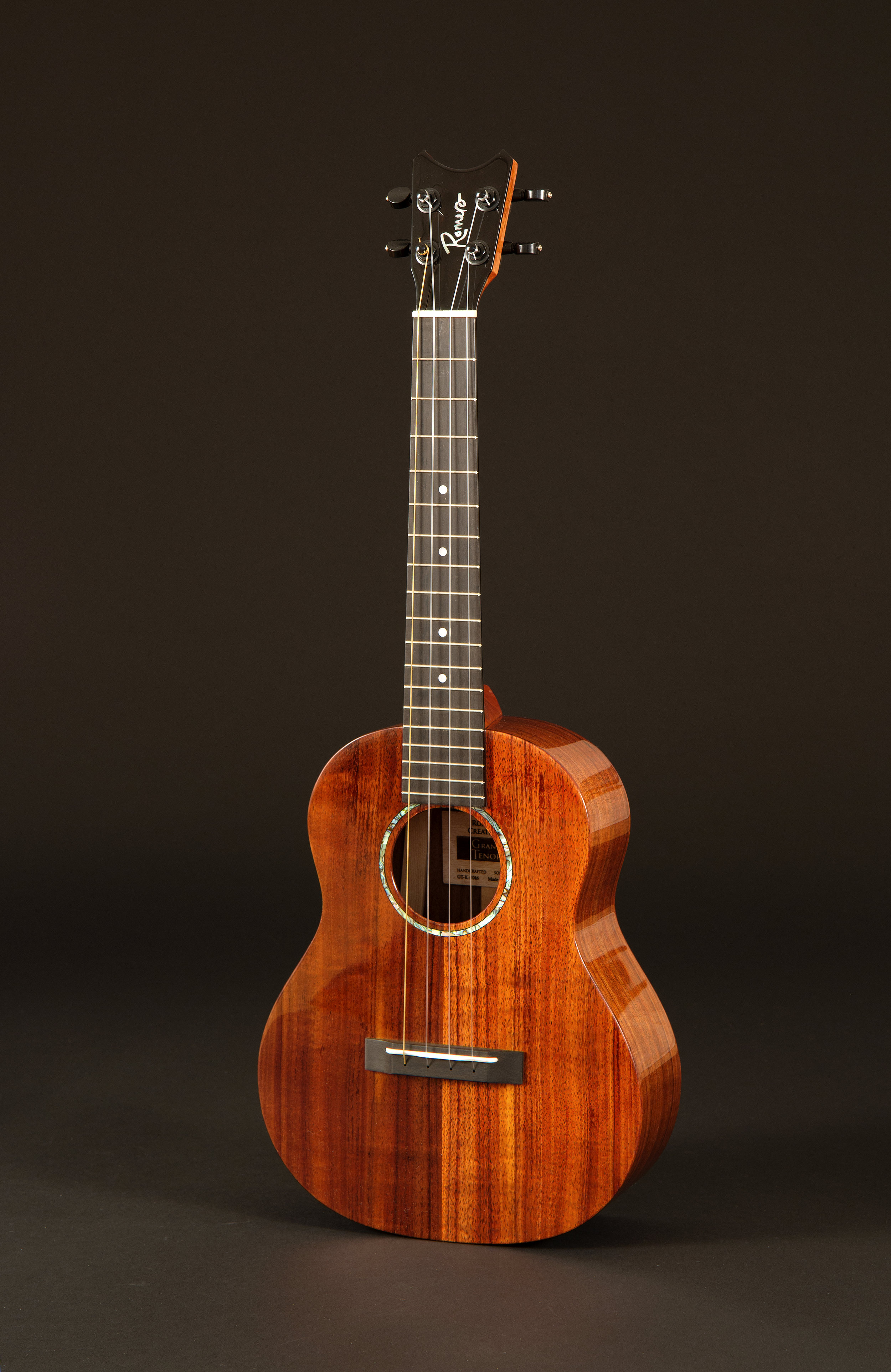 Grand Tenor Koa