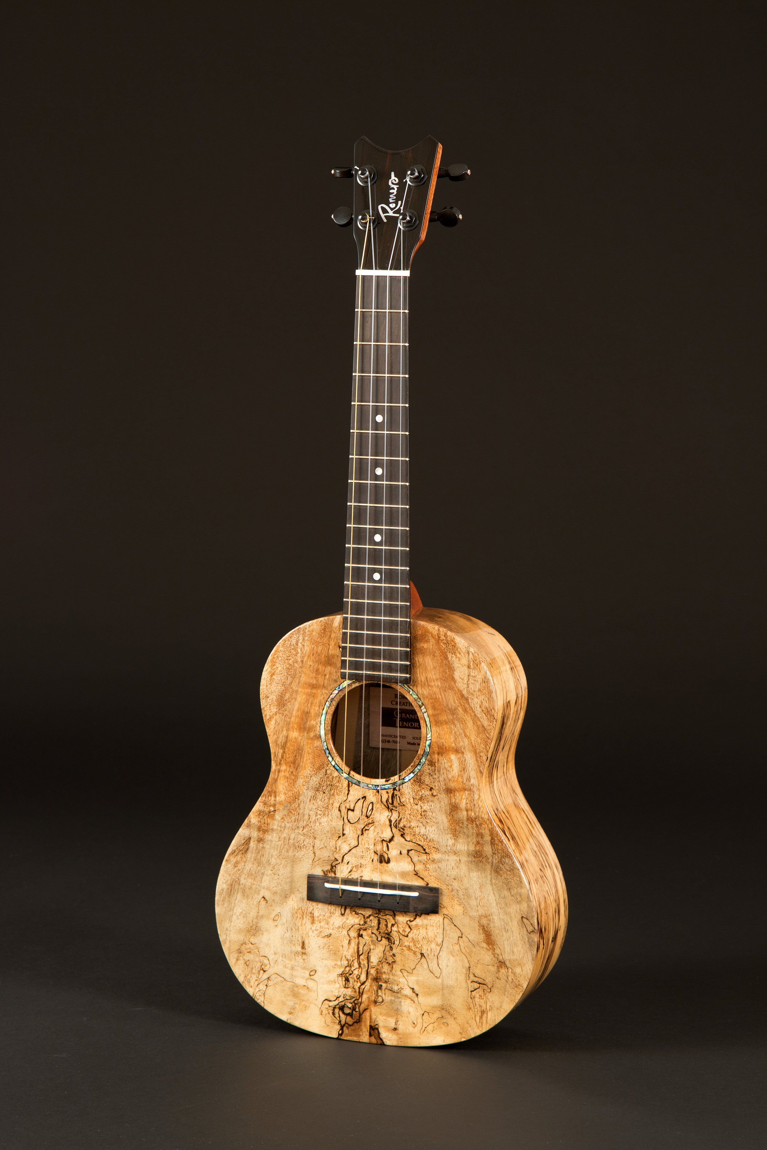 Grand Tenor Spalted Mango