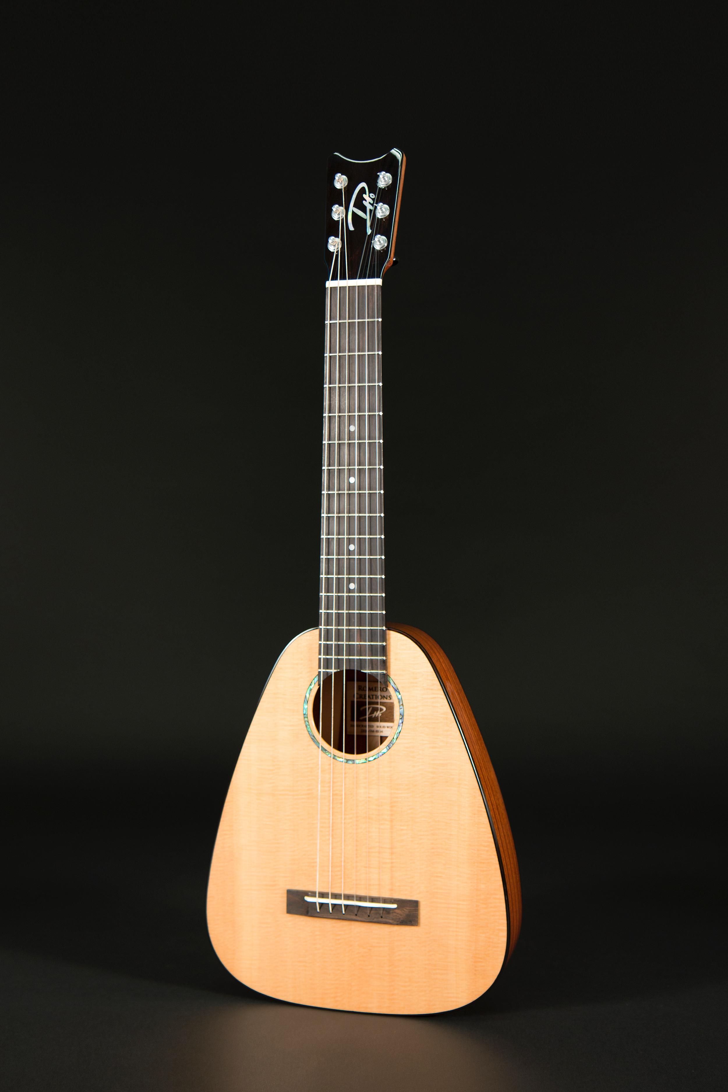 D Ho 6 String Spruce Mahogany