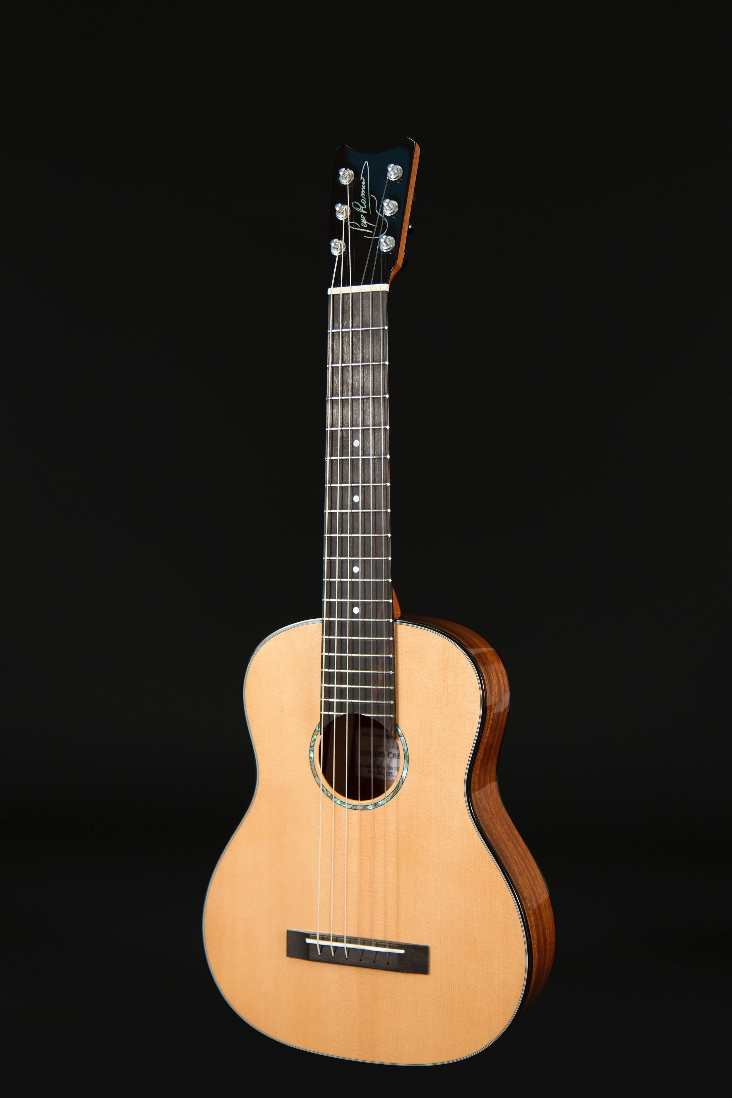 Baritone 6 String Spruce Mahogany