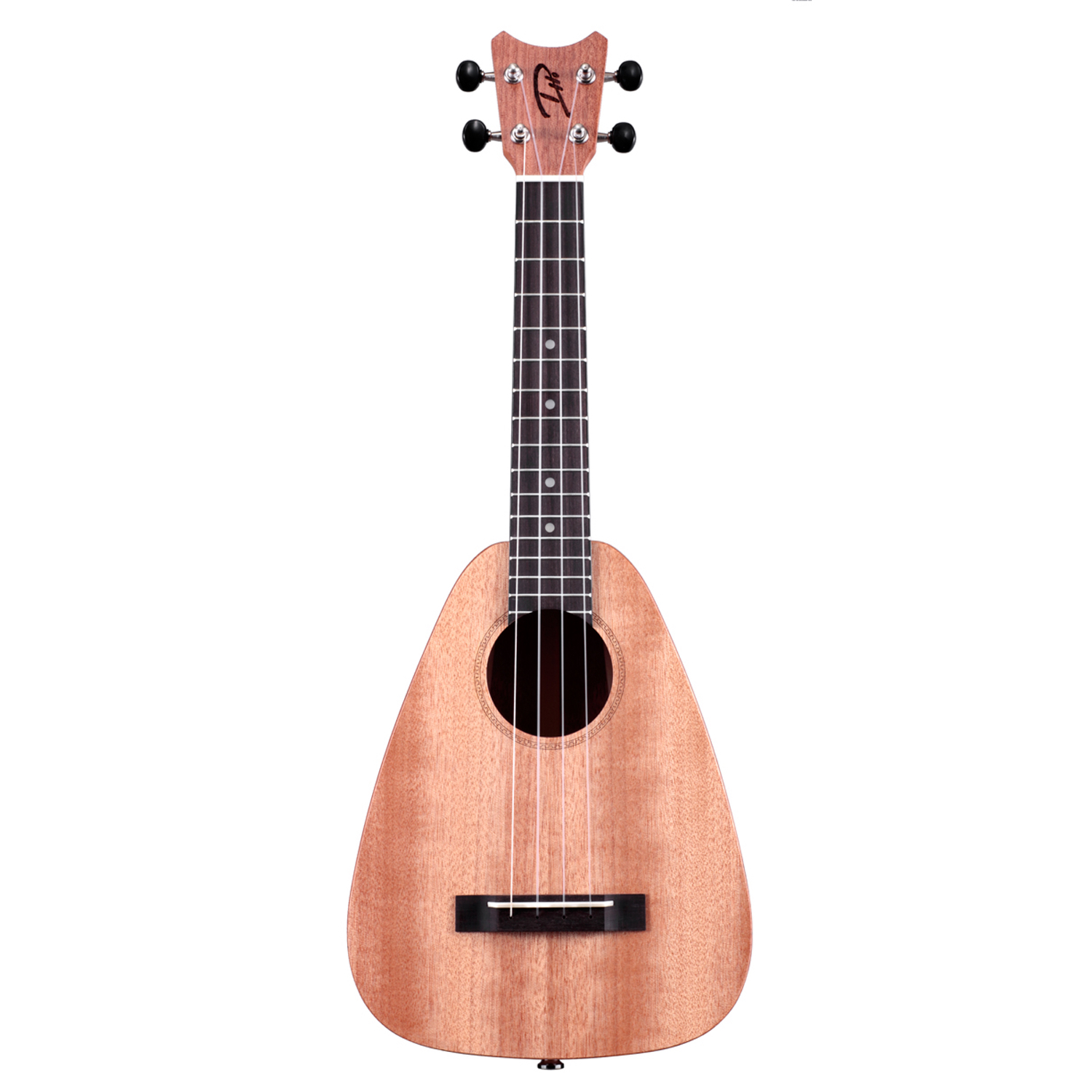 The Romero Creations® ST Concert (model RC-STL) 'ukulele