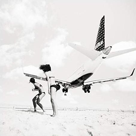 Jet Airliner #69, St. Maarten, 2011