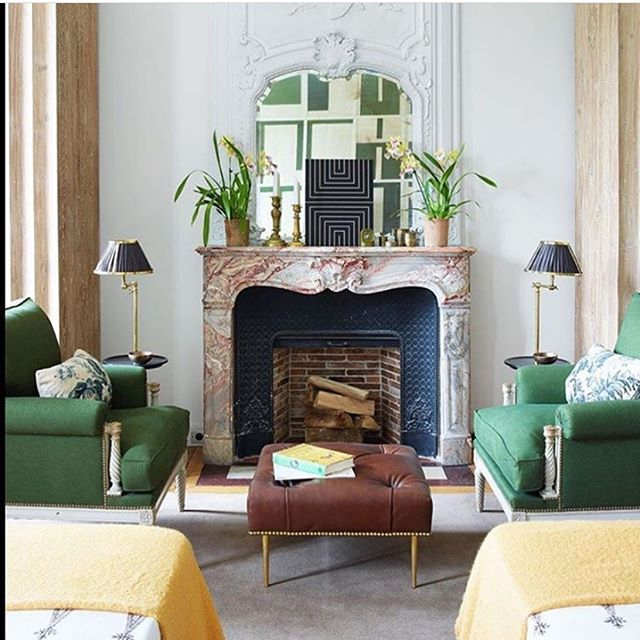 Paris this weekend?? Not a bad perch for a lazy Saturday... #alwaysbrilliant @tomscheerer #sodamnchic