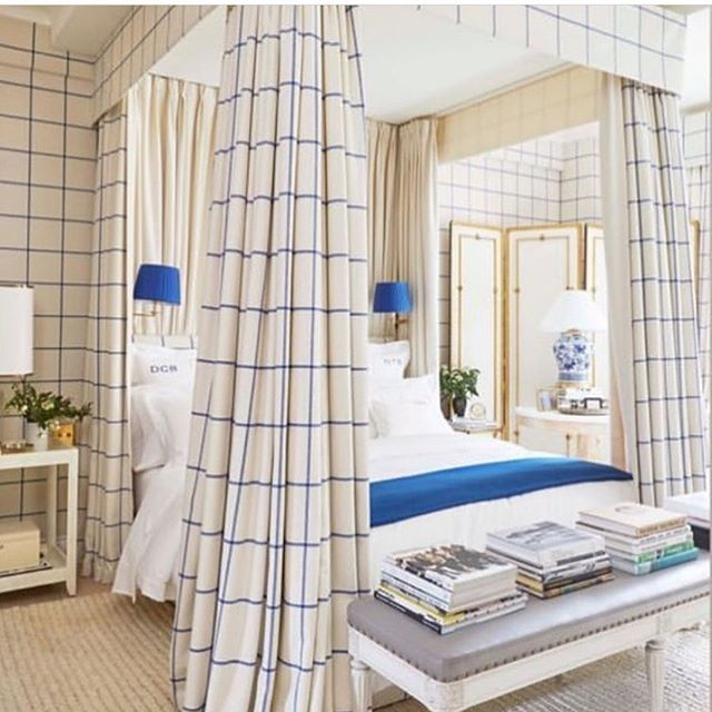 Monday blues begging us to stay in bed!  @archdigest