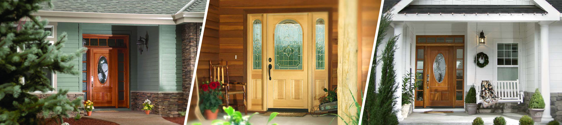 T.M. Cobb pinnacle series wood doors