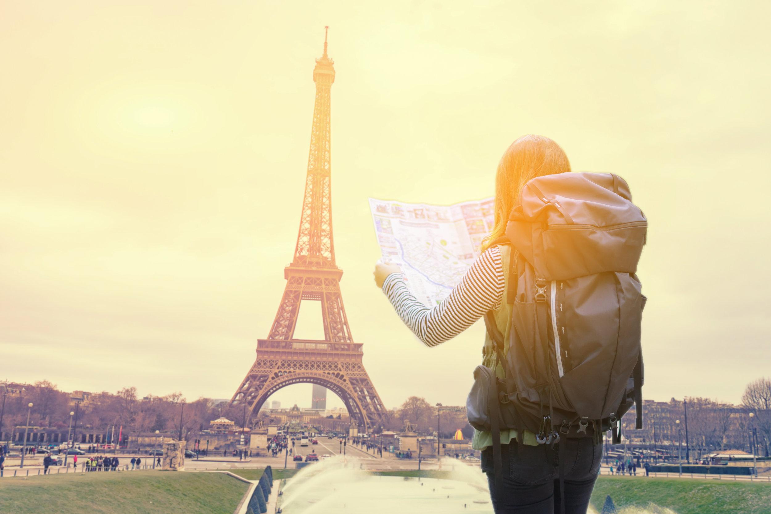 Gap Year Paris