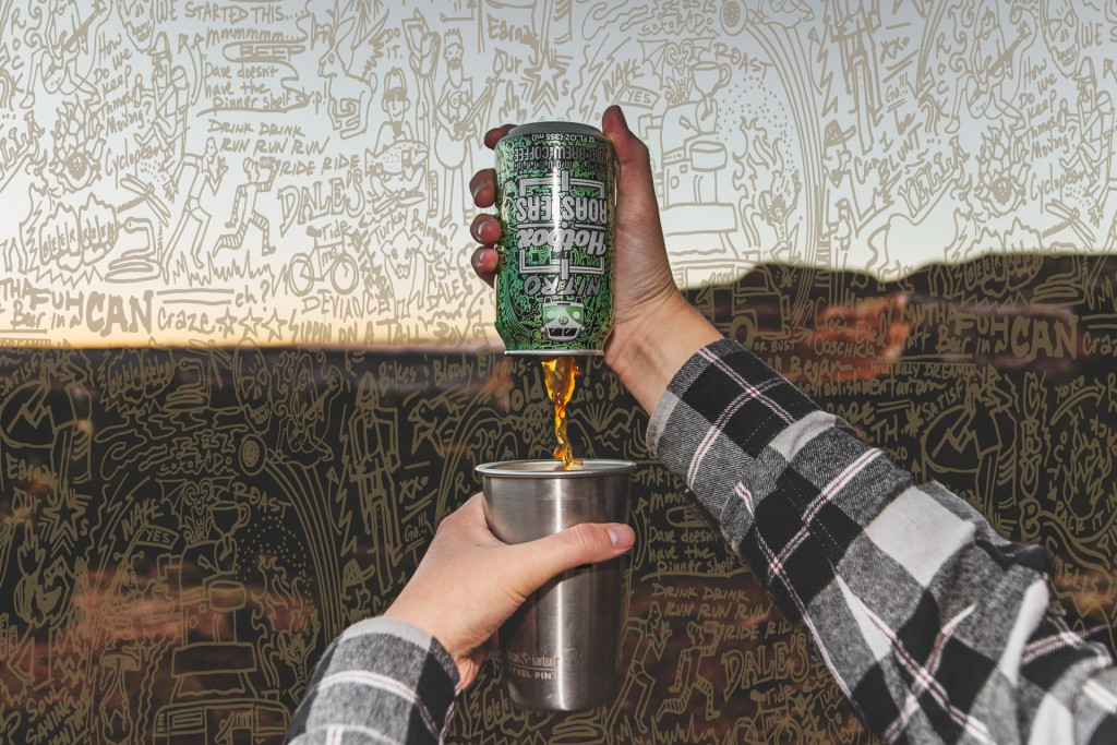 Nitro cold brew - canned coffee