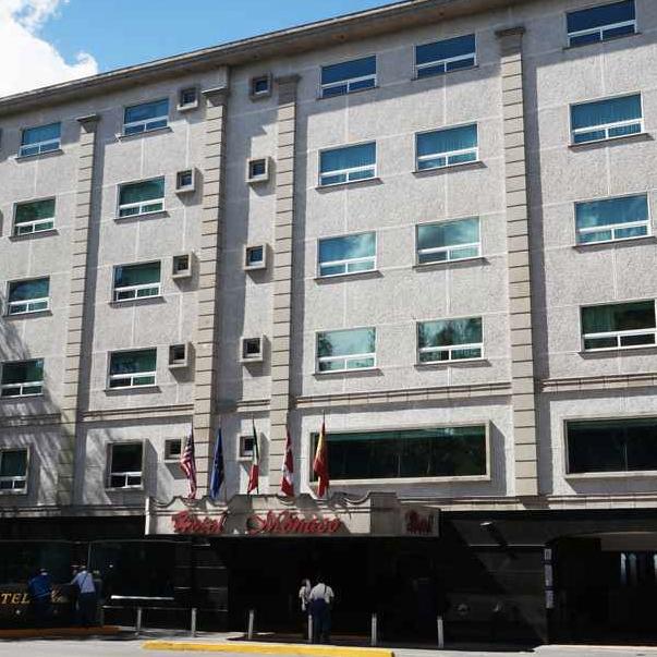 Hotel Mónaco CDMX | MXN $714 aprox.
