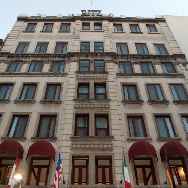 Hotel Ritz |  MXN $1391 aprox.