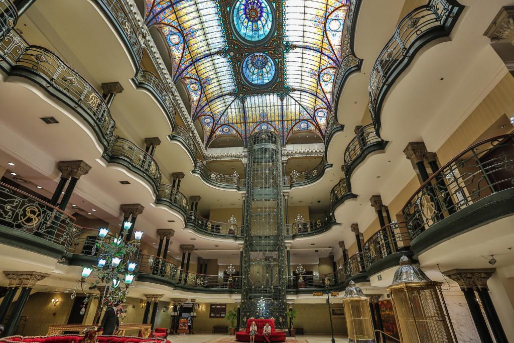 Gran Hotel Ciudad de México | MXN $2530 aprox.