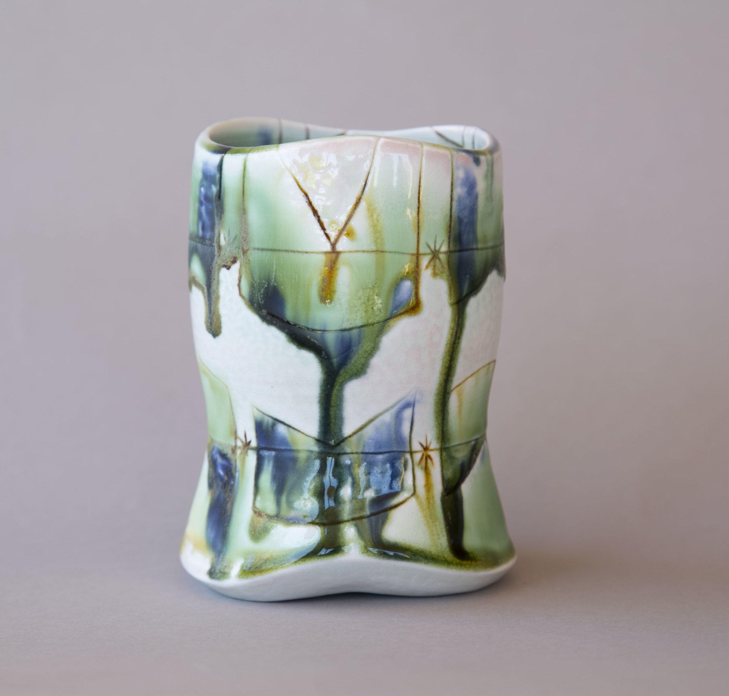 Bannerot, Julia, Tumbler, Cone 10 soda fired porcelain, $60, 719-213-8764.jpg