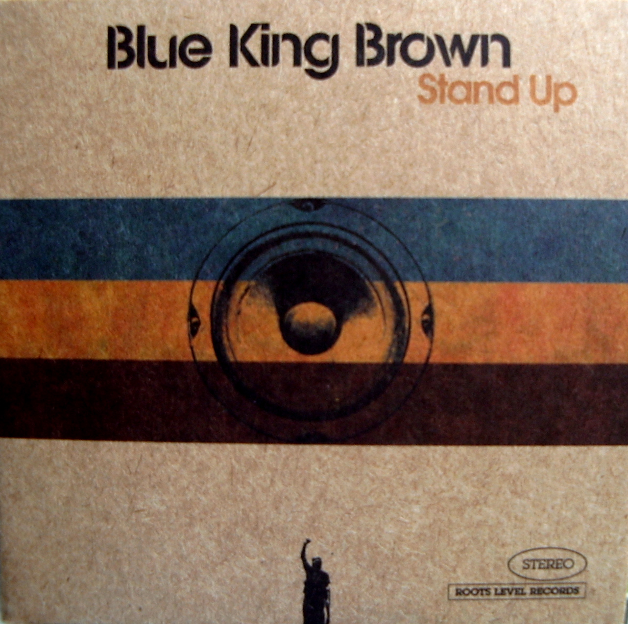 STAND UP - LP