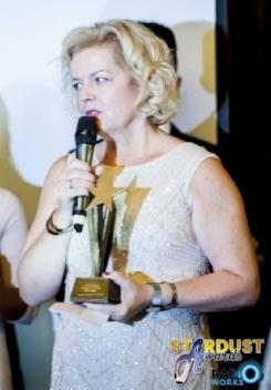 MTN  Stardust Awards  emcee 2017