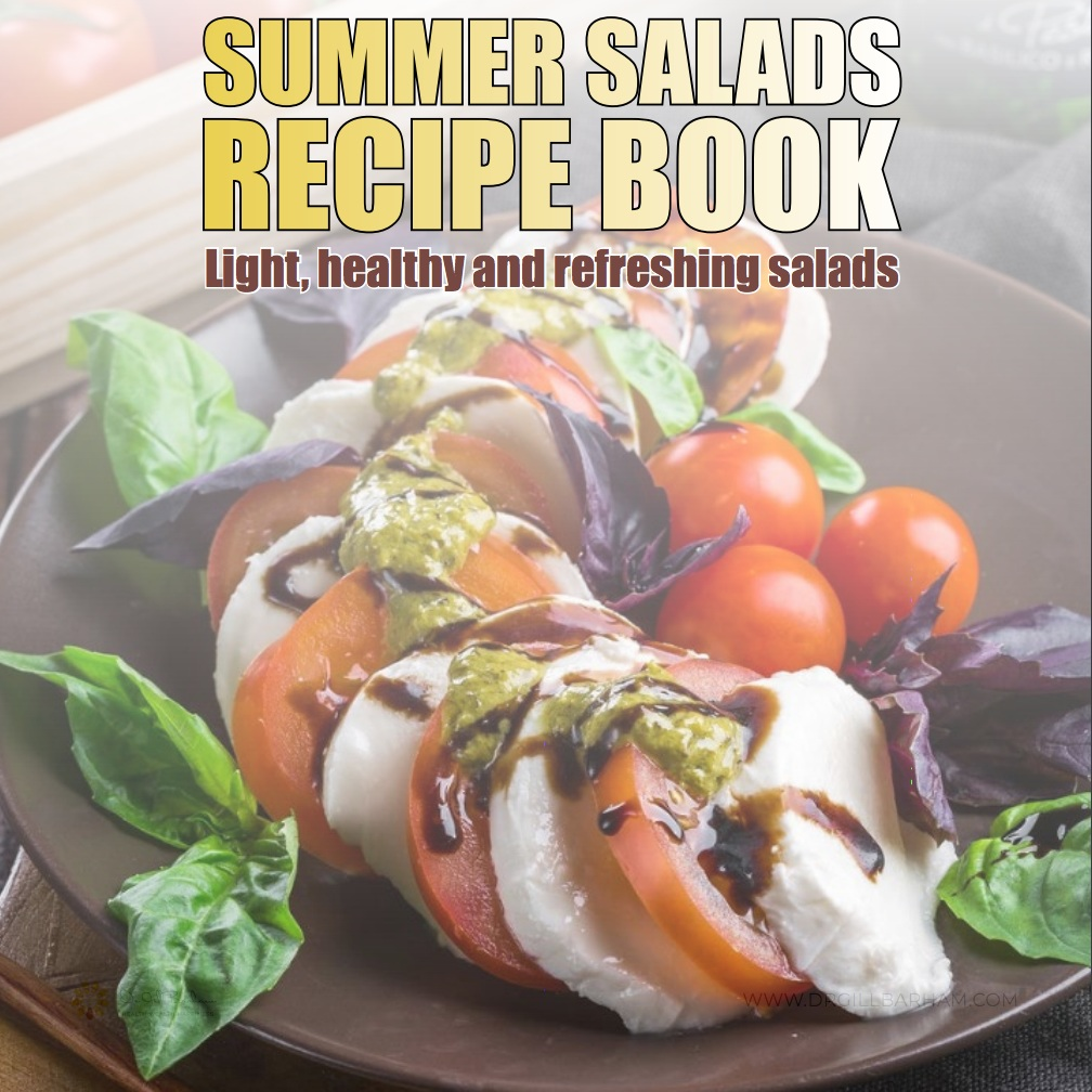 Summer salads with videos - £5.99