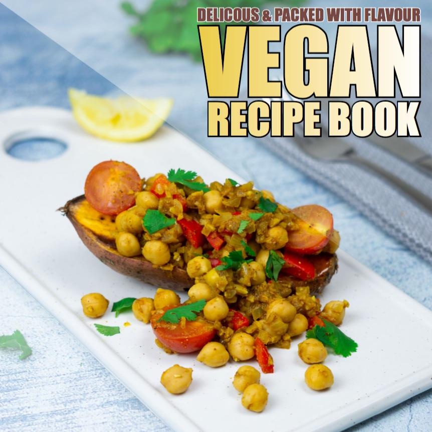 Vegan recipes with videos - £5.99