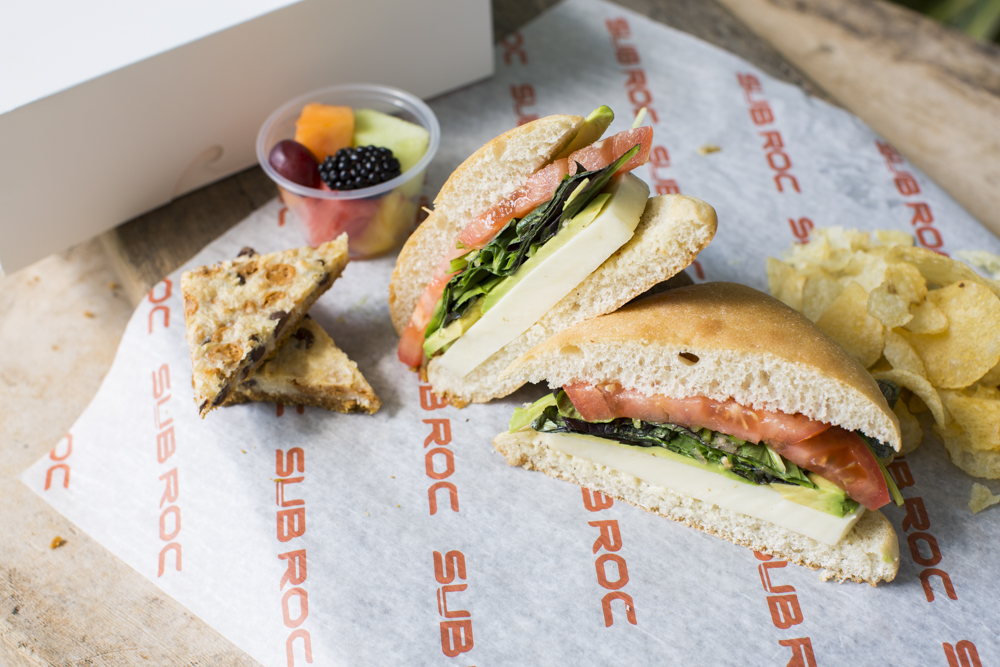 Subroc is in town!   Order Now