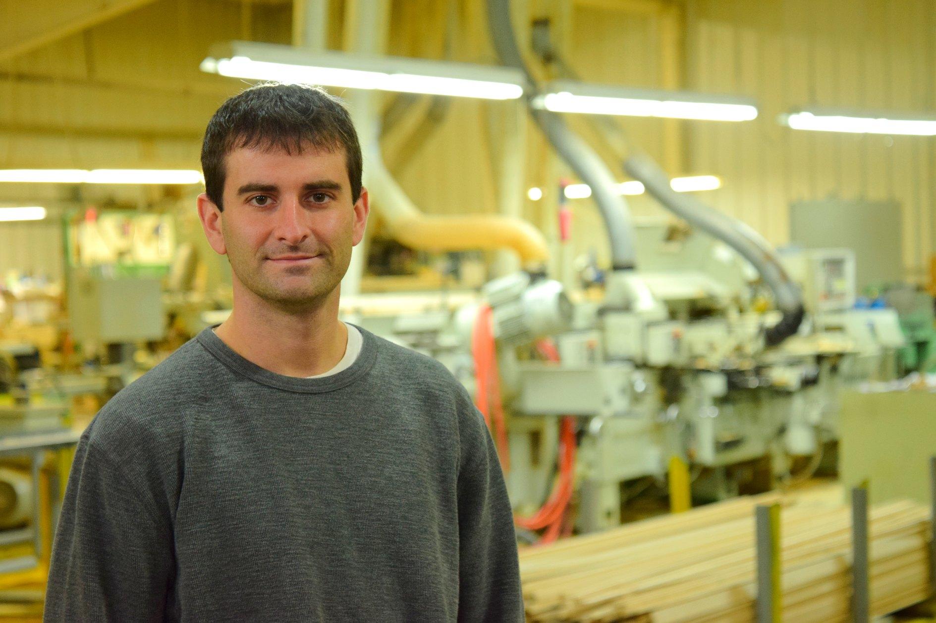Adam Zeeman - Sales Associateadam@fiberchar.net