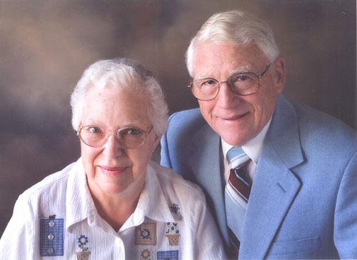Bob and Vivian LeBeau, Founding Members