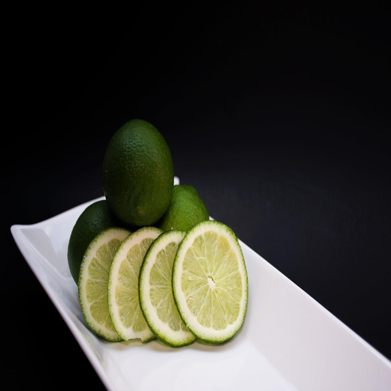 Lime Essential Oil & Hydrosol