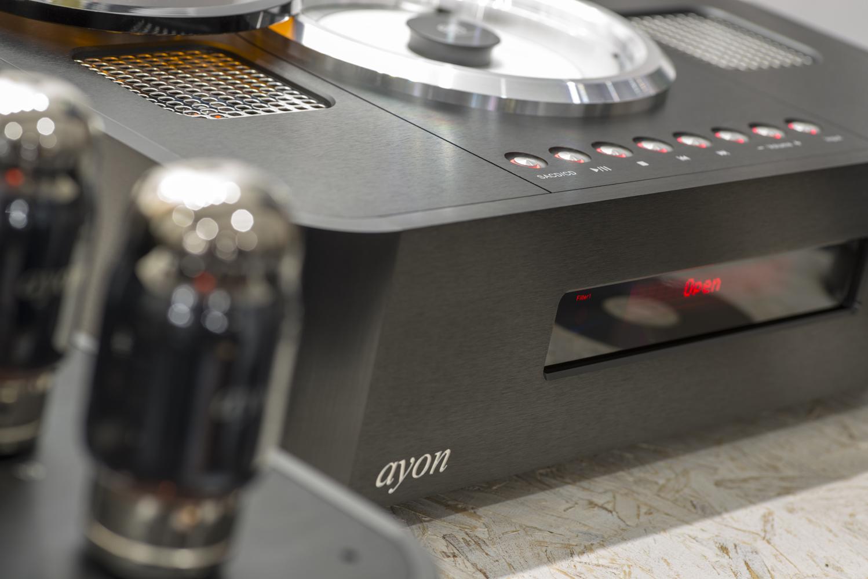 AYON AUDIO CD/DSD PLAYER/DAC