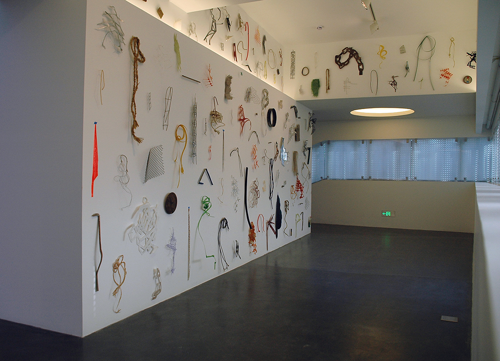 Installation view:  Inside-Out 2012 ,   The Inside-Out Museum, Beijing, China, 2012