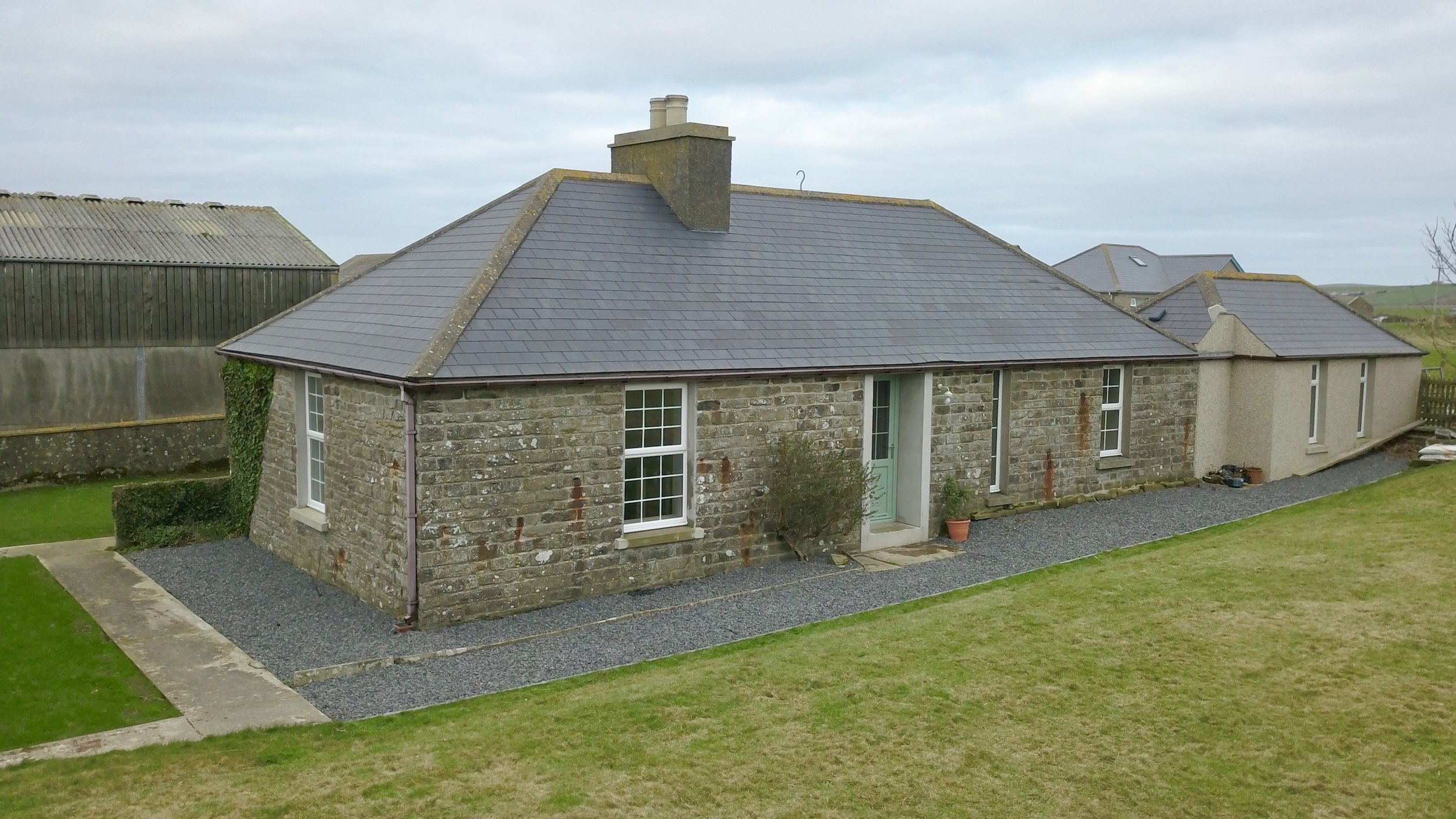 Welcome to Howan Cottage - A charming, newly renovated self-catering cottage situated on a family farm in the heart of Orkney's West Mainland.