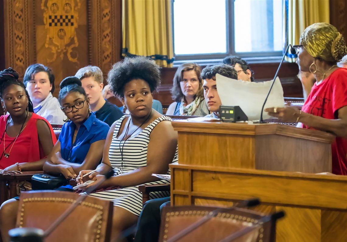 Pittsburgh Youth Leading Change - Community Land Trust