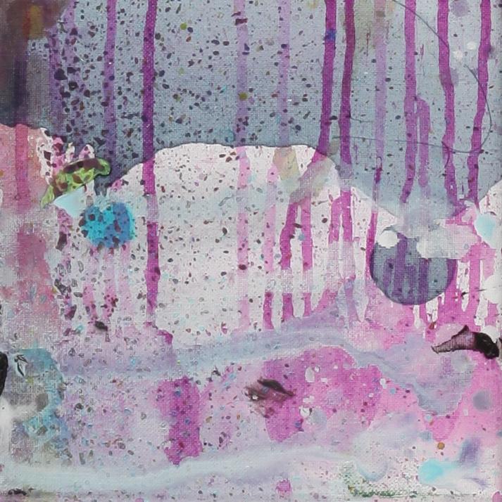 Lavender Mist Horizon
