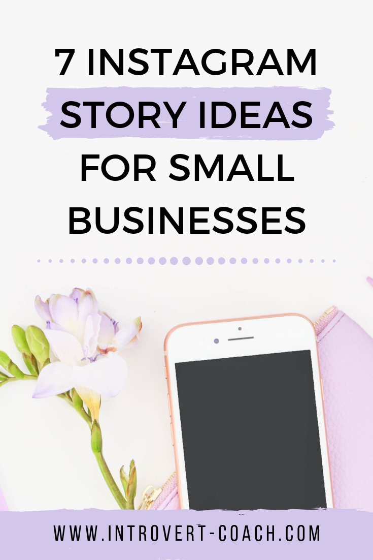Instagram Story Ideas for Small Businesses