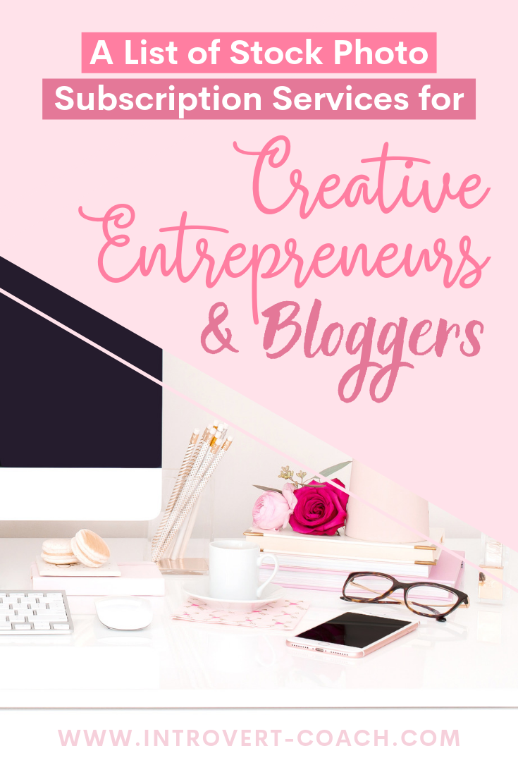 Stock Photography Subscription Sites for Entrepreneurs