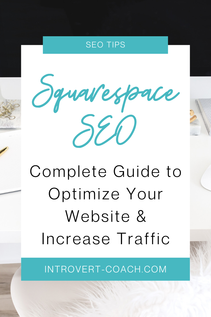 Squarespace SEO Complete Guide to Grow Your Website Traffic