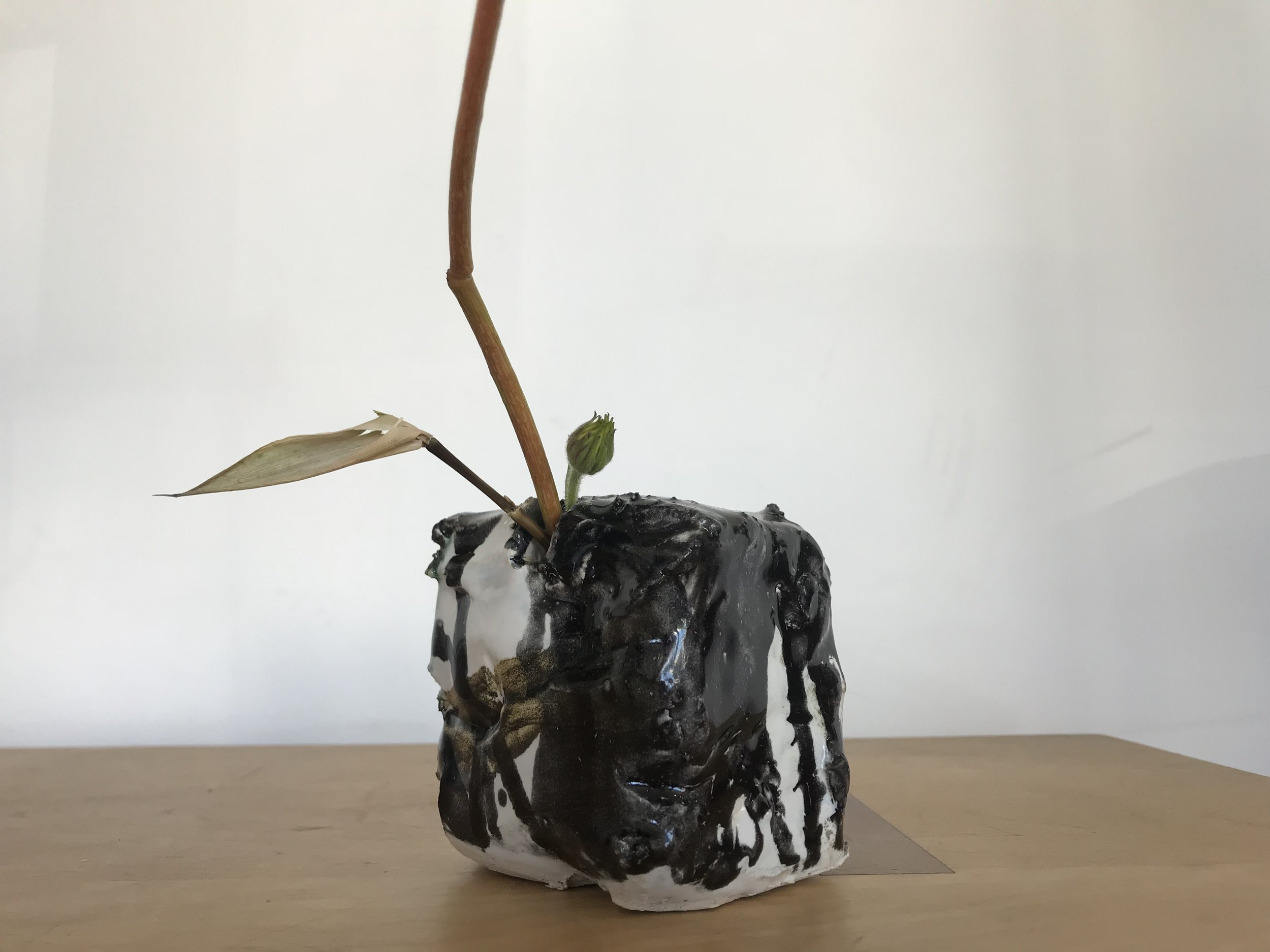 Strong Earth Vase